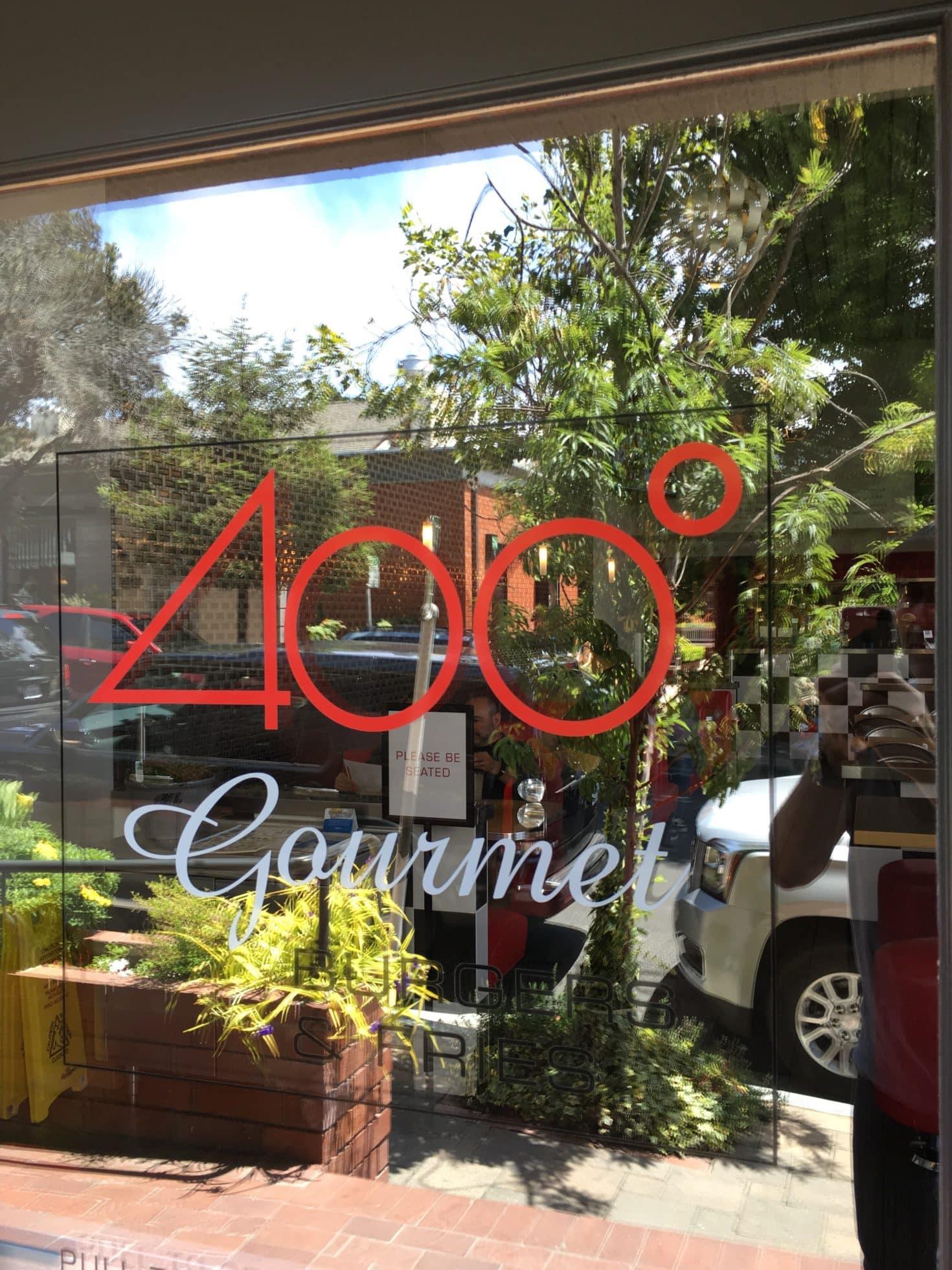 400 Degrees Restaurant