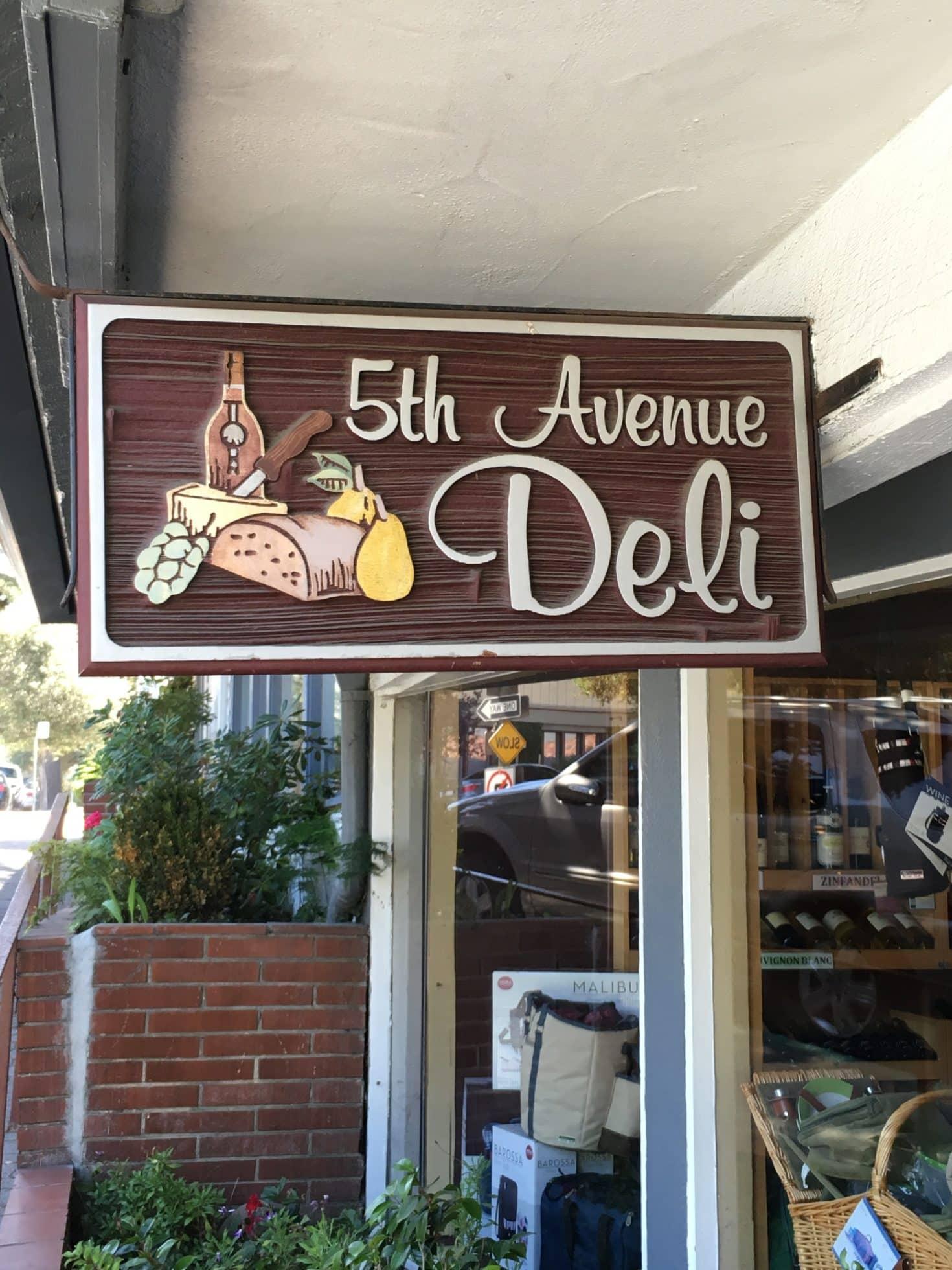 5th Avenue Deli Restaurant Carmel