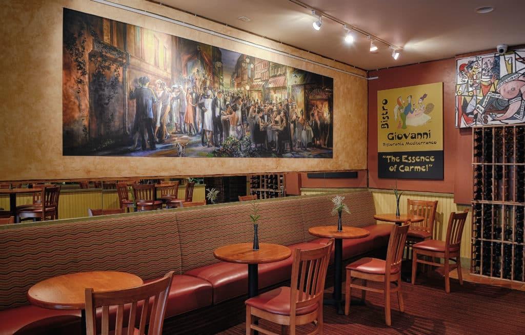 Bistro Beaujolais Restaurant Carmel By The Sea01