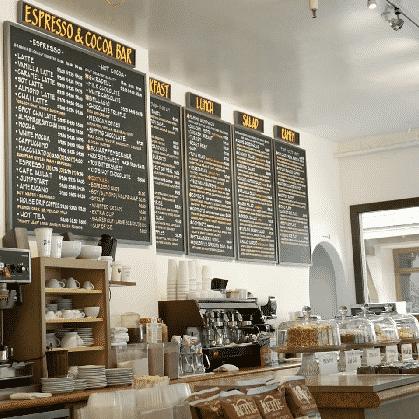 Carmel Coffee And Cocoa Bar 1