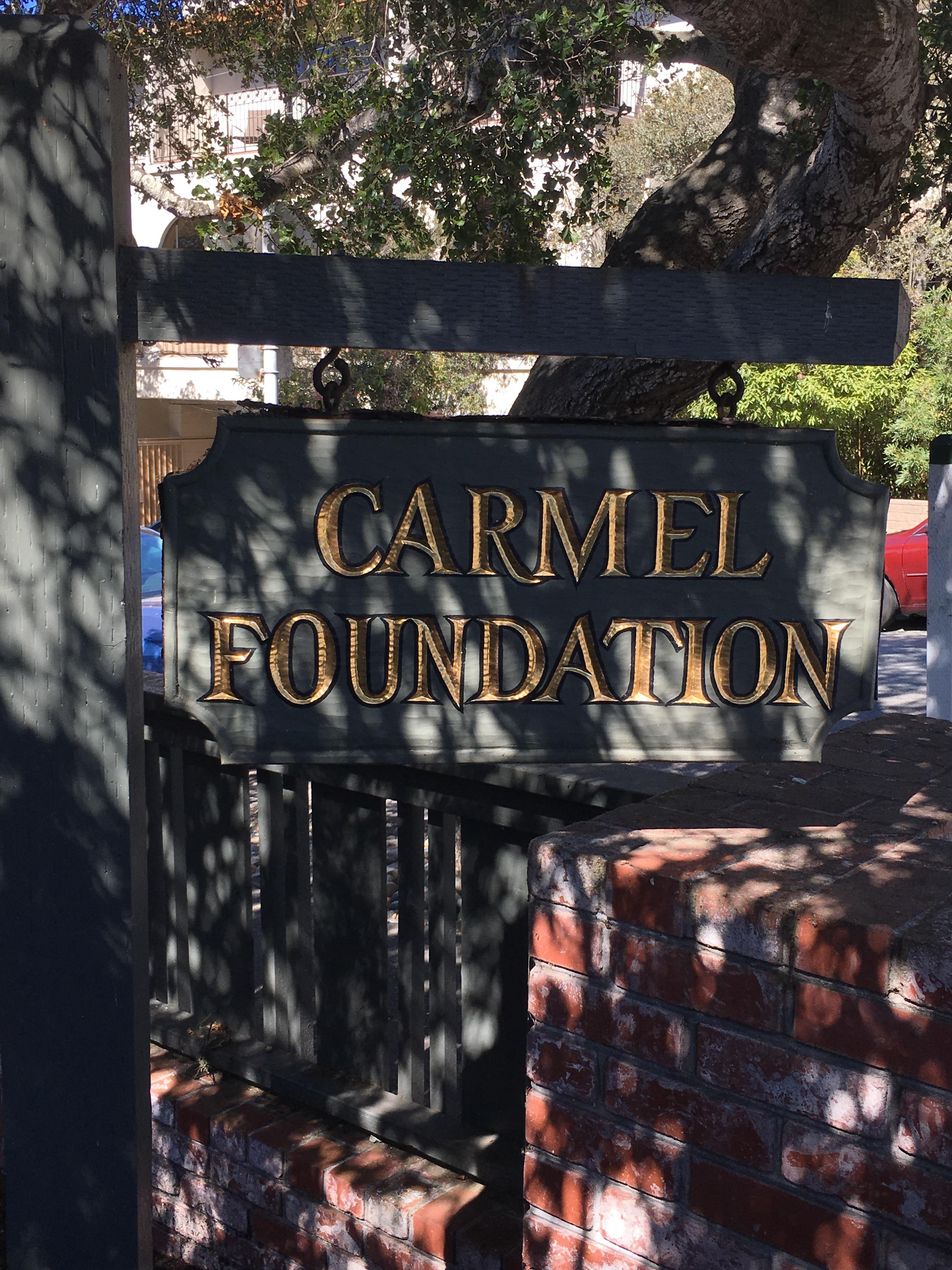 Carmel Foundation