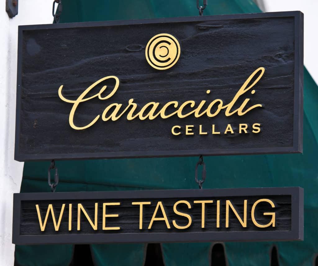 Caraccioli Wines Carmel