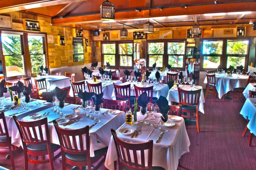 Da Giovanni Restaurant Carmel By The Sea 1