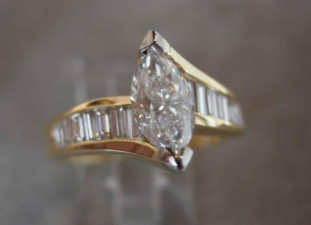 La Renaissance Jewelry Custom Diamond Rings