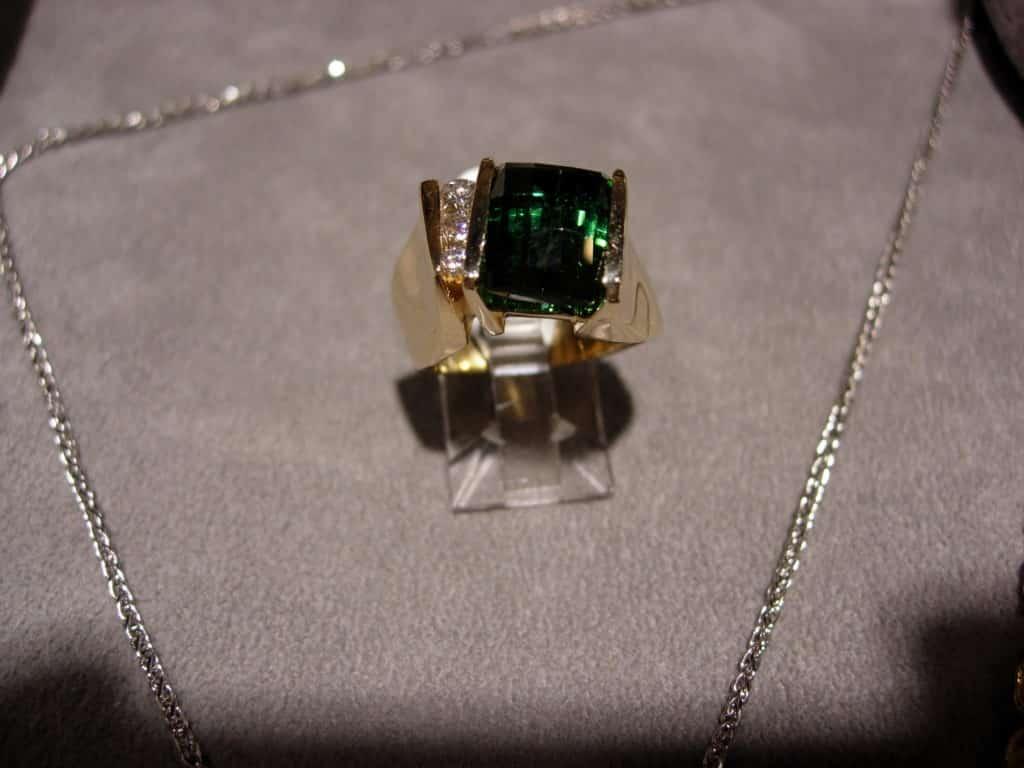 La Renaissance Jewelry Tourmaline