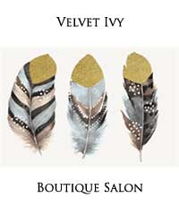 Velvet Ivy Boutique Salon