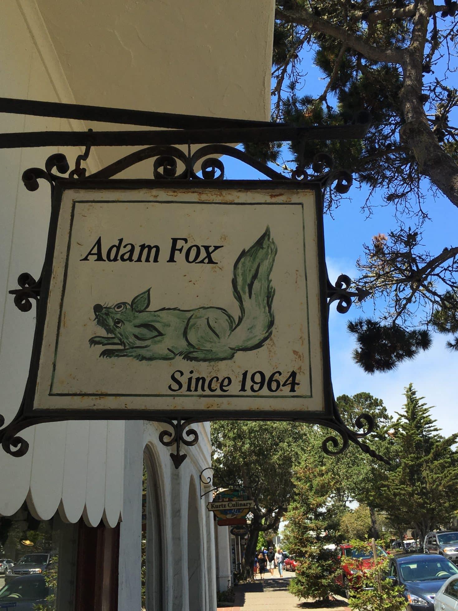 Adam Fox Accessories Carmel