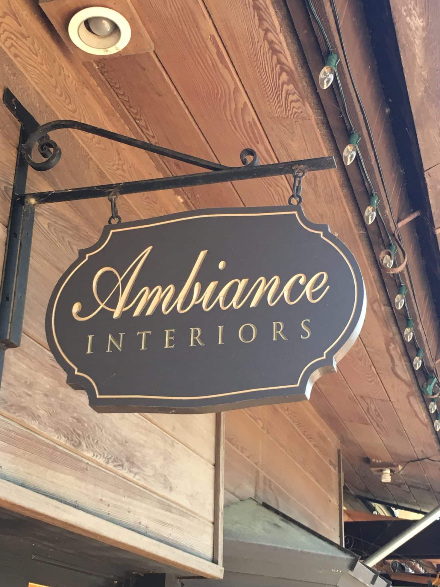 Ambiance Interiors Carmel