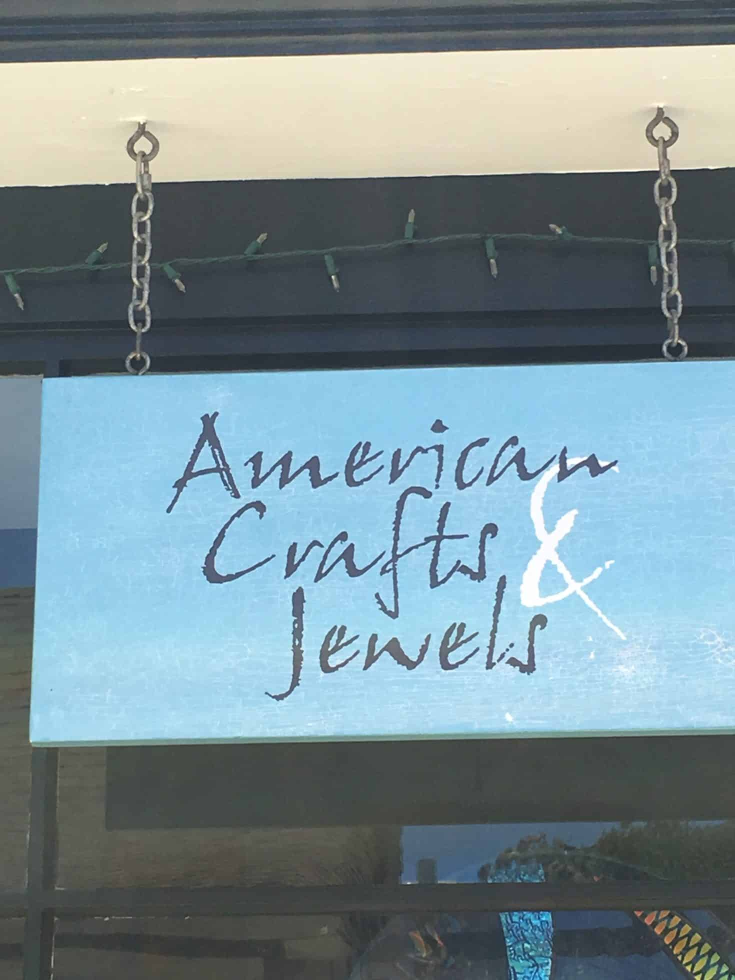 American Crafts And Jewels Carmel