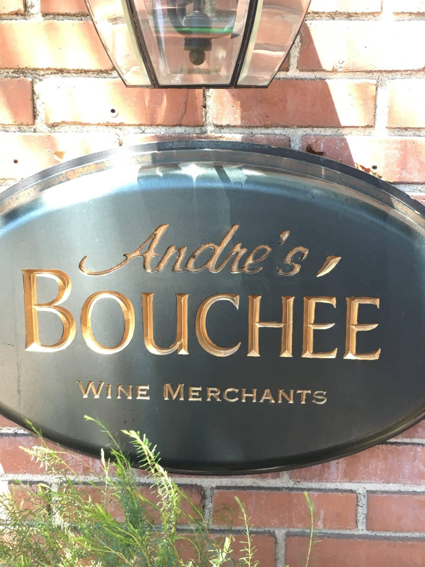 Andres Bouchee Wine Merchants Carmel