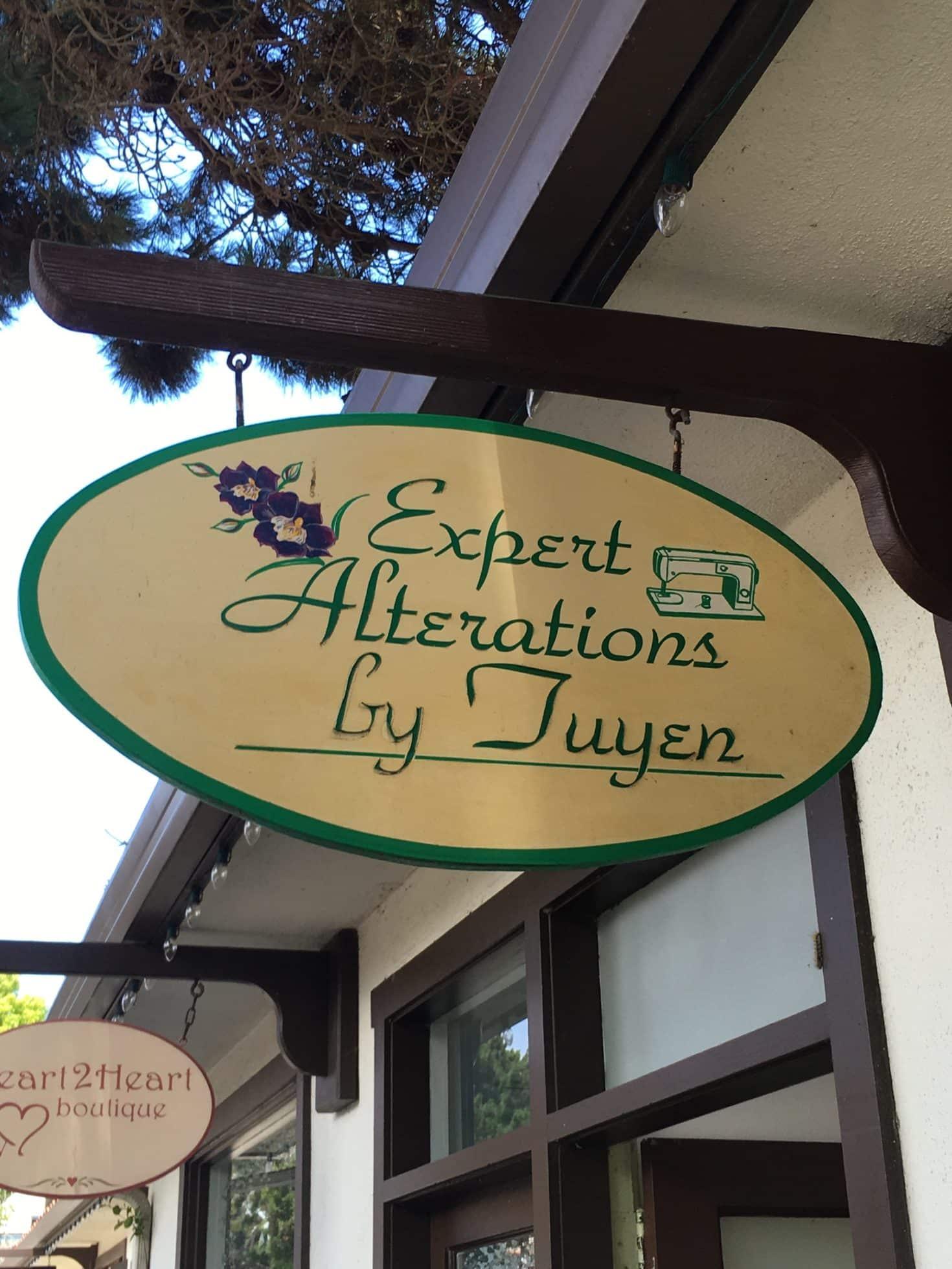 Expert Alterations By Tuyen Carmel