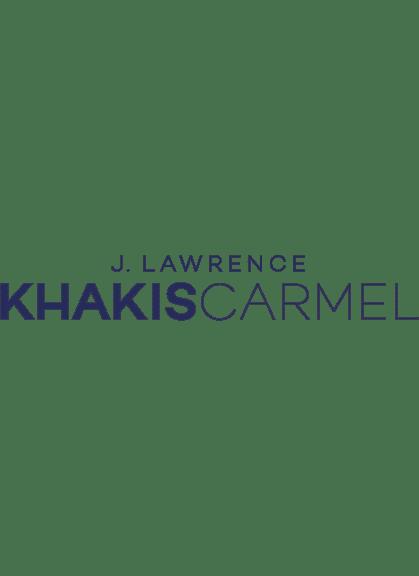 J Lawrence Khakis Carmel Logo Full
