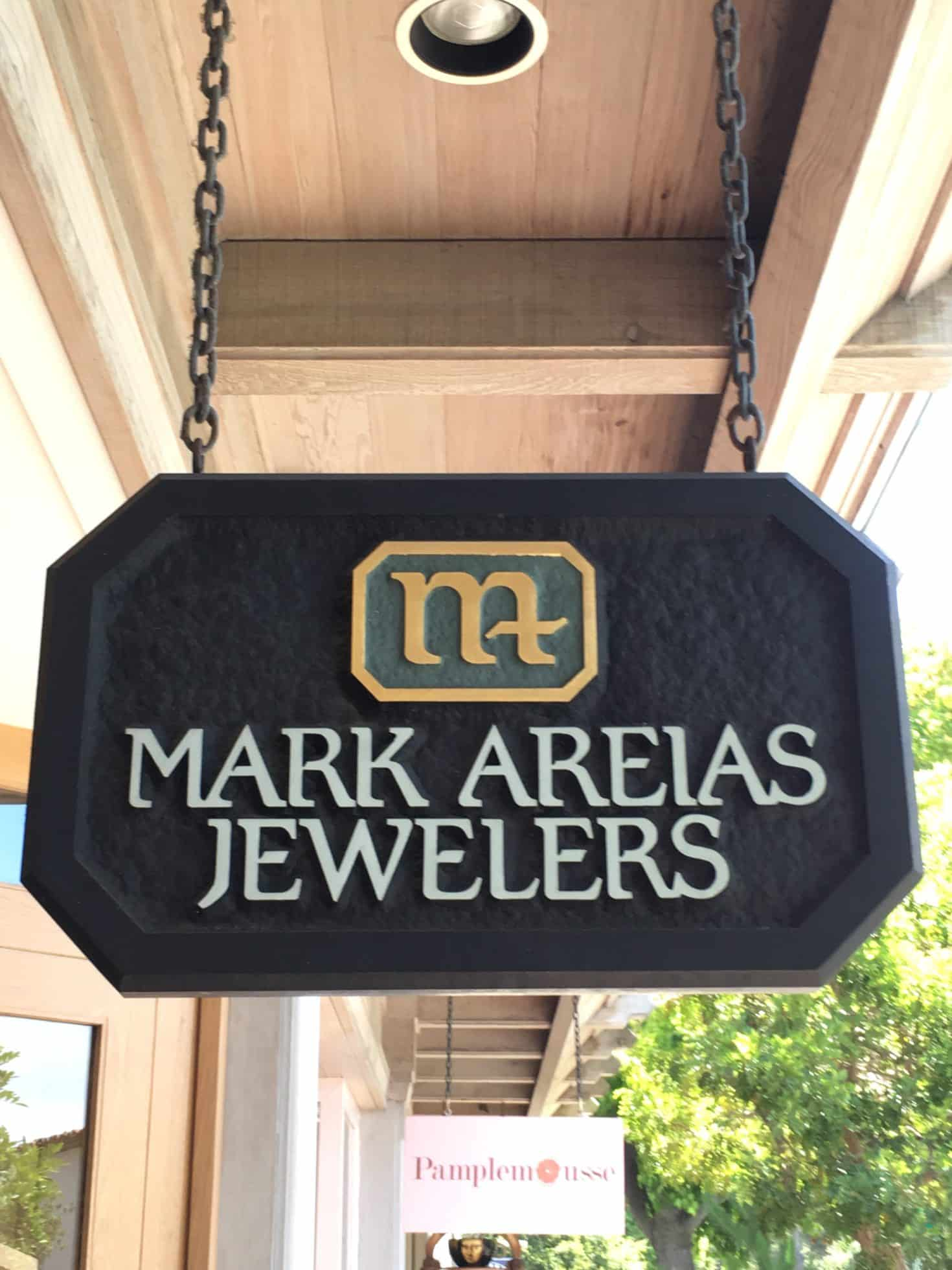 Mark Areias Jewelers Carmel