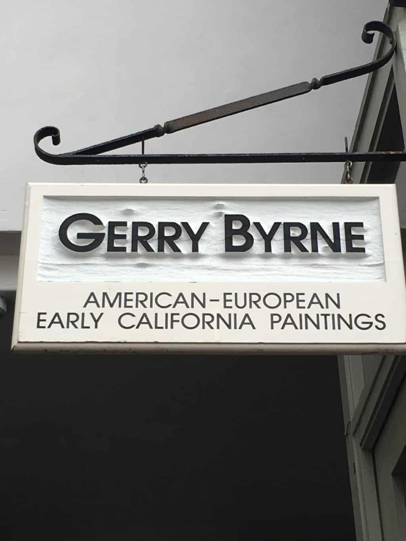 Gerry Byrne Fine Art