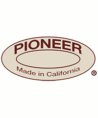Pioneer Made In California Carmel