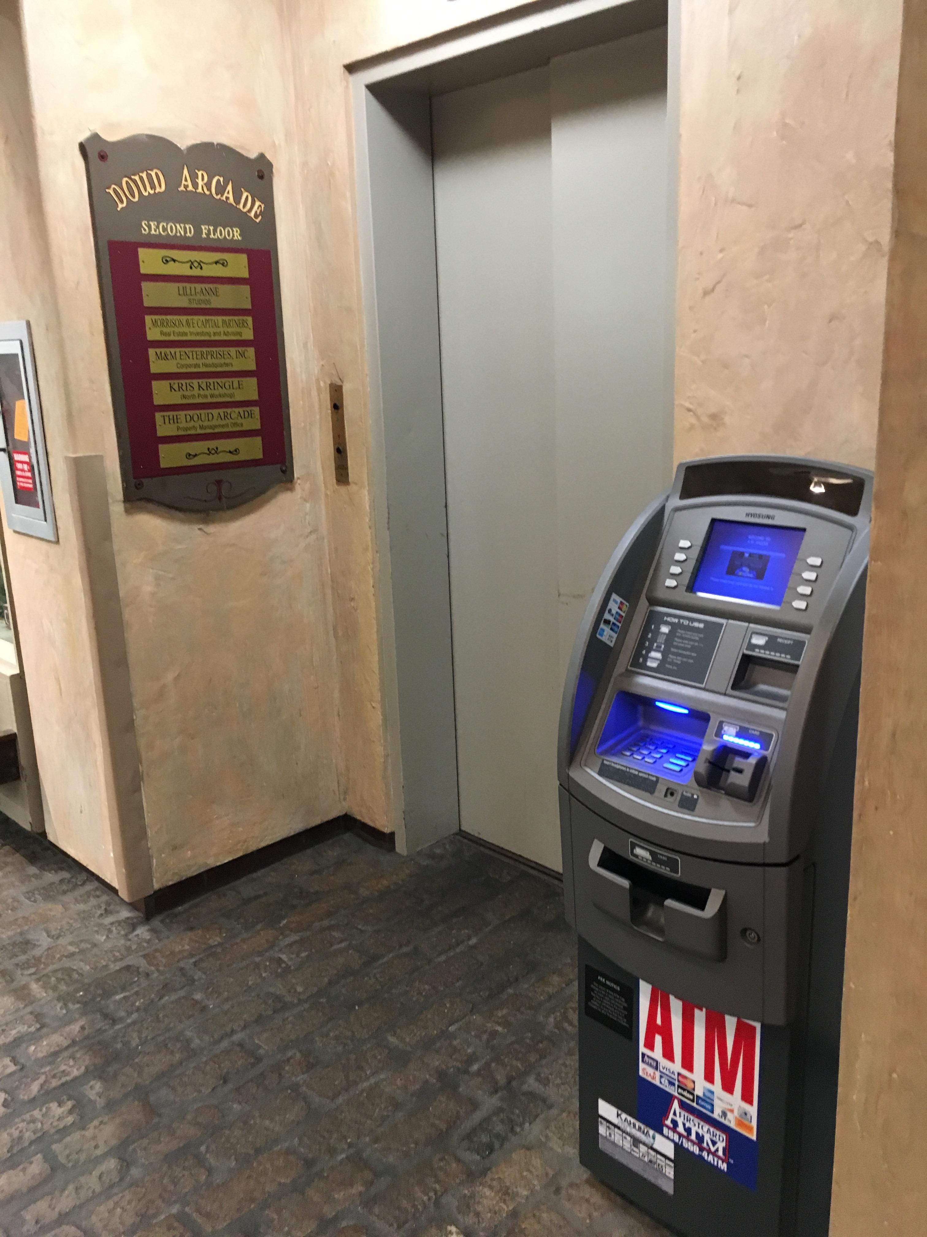 Doud Arcade ATM