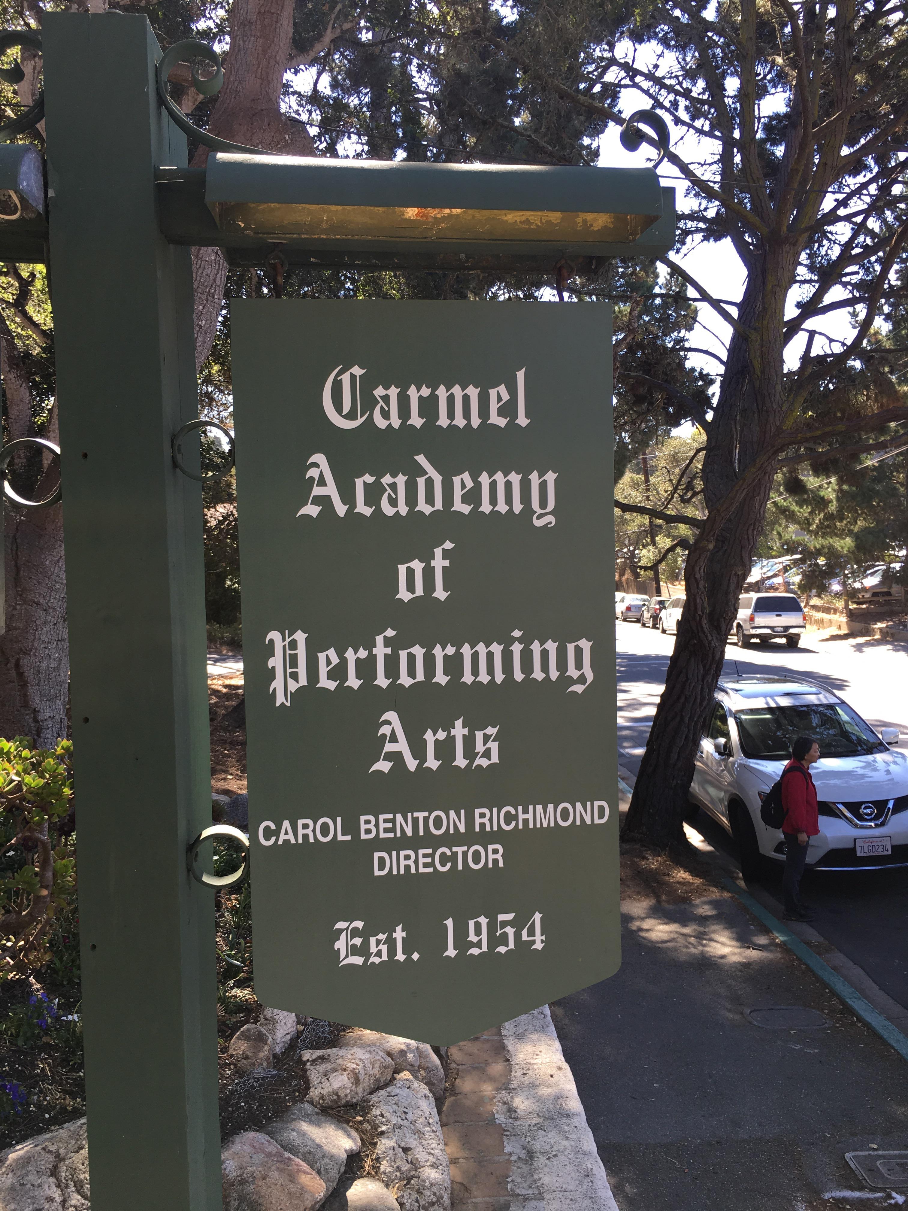 Carmel Academy Of Performing Arts