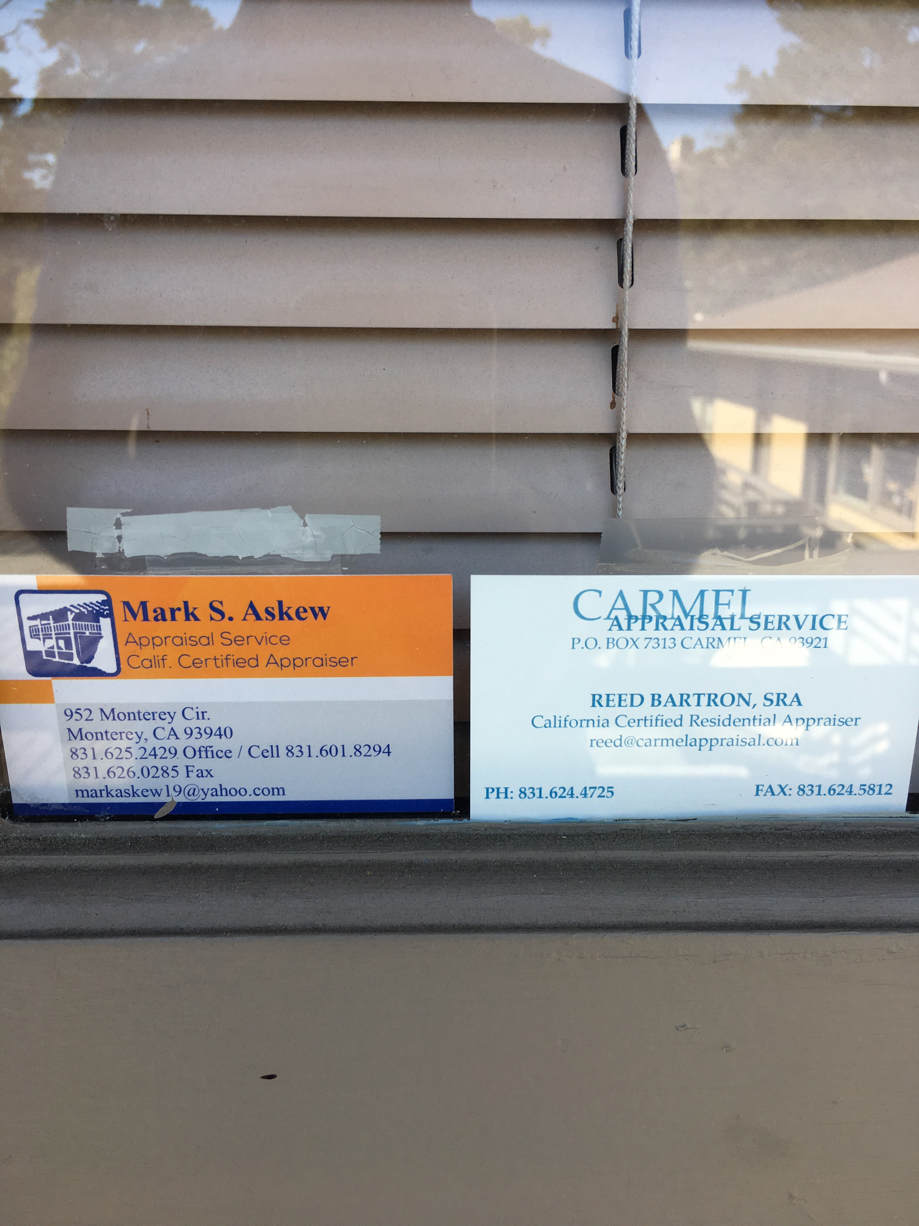Carmel Appraisal Service