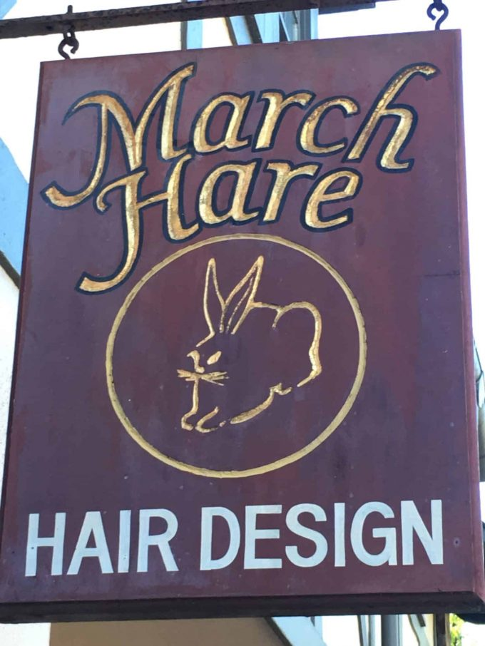 March Hare an Aveda Concept Salon