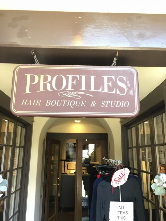 Profiles Hair & Nail Studio