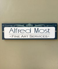 Alfred Most Fine Art Services
