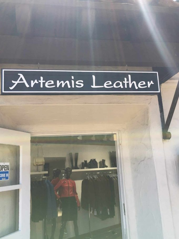 Artermis Leather and Fur