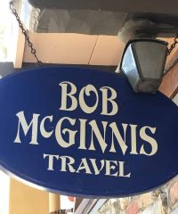 Bob McGinnis Travel