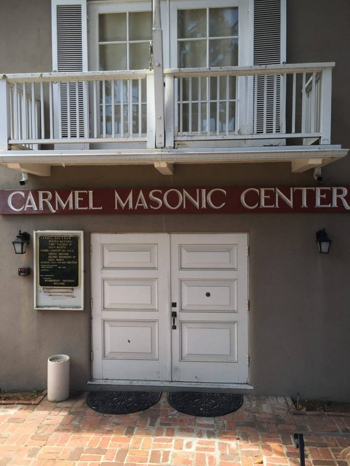 Carmel Masonic Center