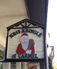 Kris Kringle of Carmel