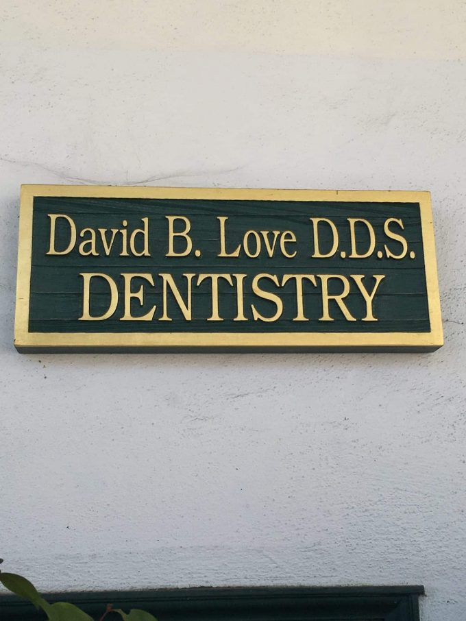 David B.love,Dds Dentistry