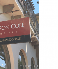 Richard Macdonald and Dawson Cole Fine Art